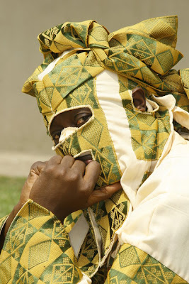 lagbaja unmasked daughter wedding