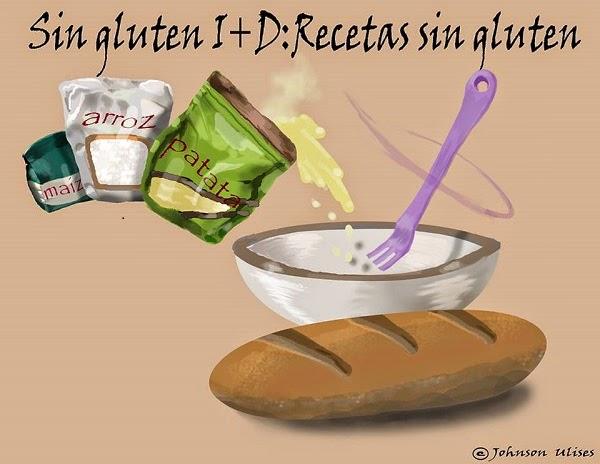 Sin gluten I+D: Recetas sin gluten