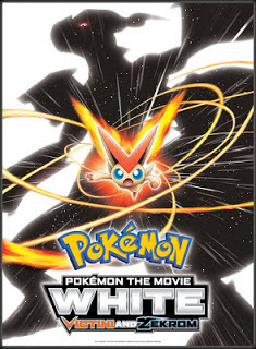 Pokemon The Movie White || Victini And Zekrom
