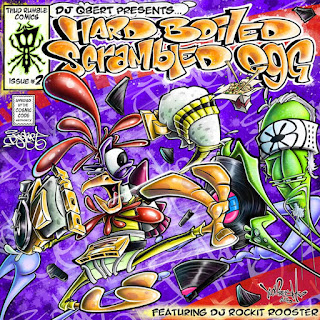 DJ QBert Presents: HARD BOILED SCRAMBLED EGG Break Mix Part 1 & 2 [FREE]