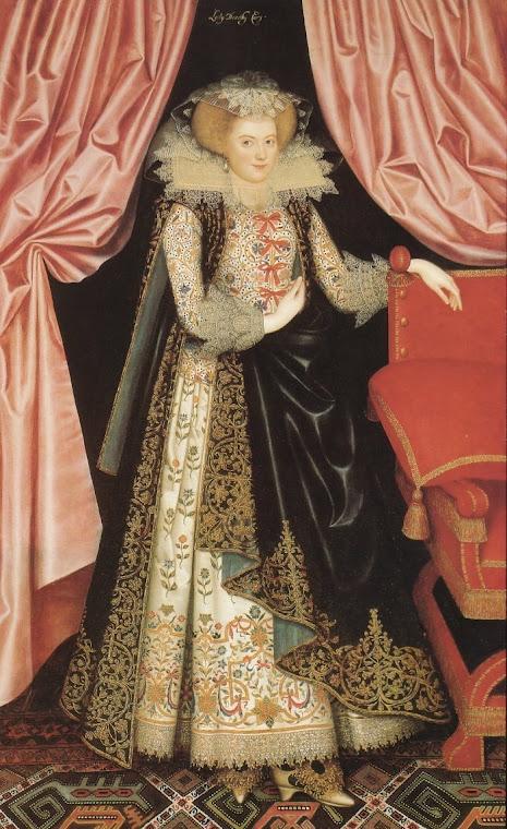 Late Elizabethan Lady