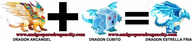 como hacer el dragon estrella fria de dragon city formula 1