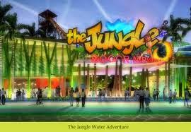 Tempat Wisata Pilihan The Jungle Waterpark Bogor