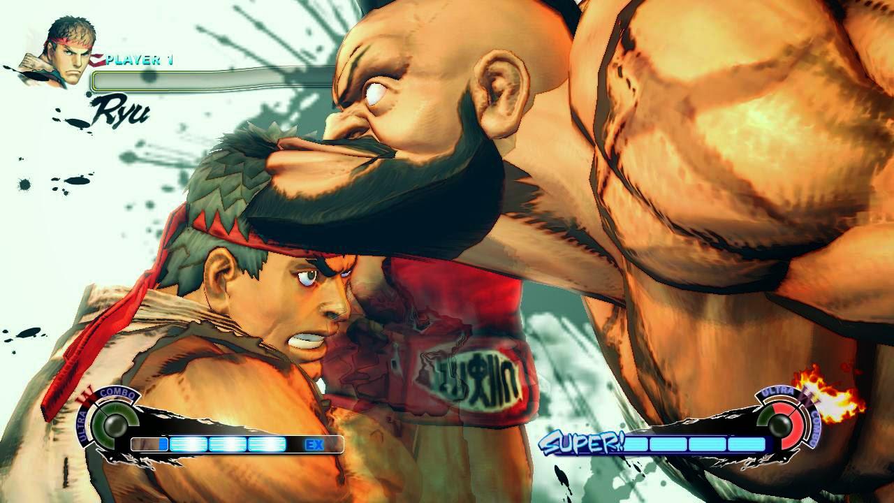 Ultra Street Fighter 4 Full Version