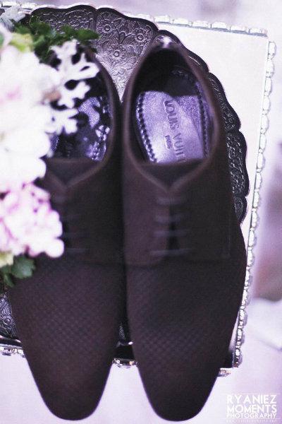 Gambar Perkahwinan Anak Rosyam Noor Arniesha Azureen dan pasangannya ...