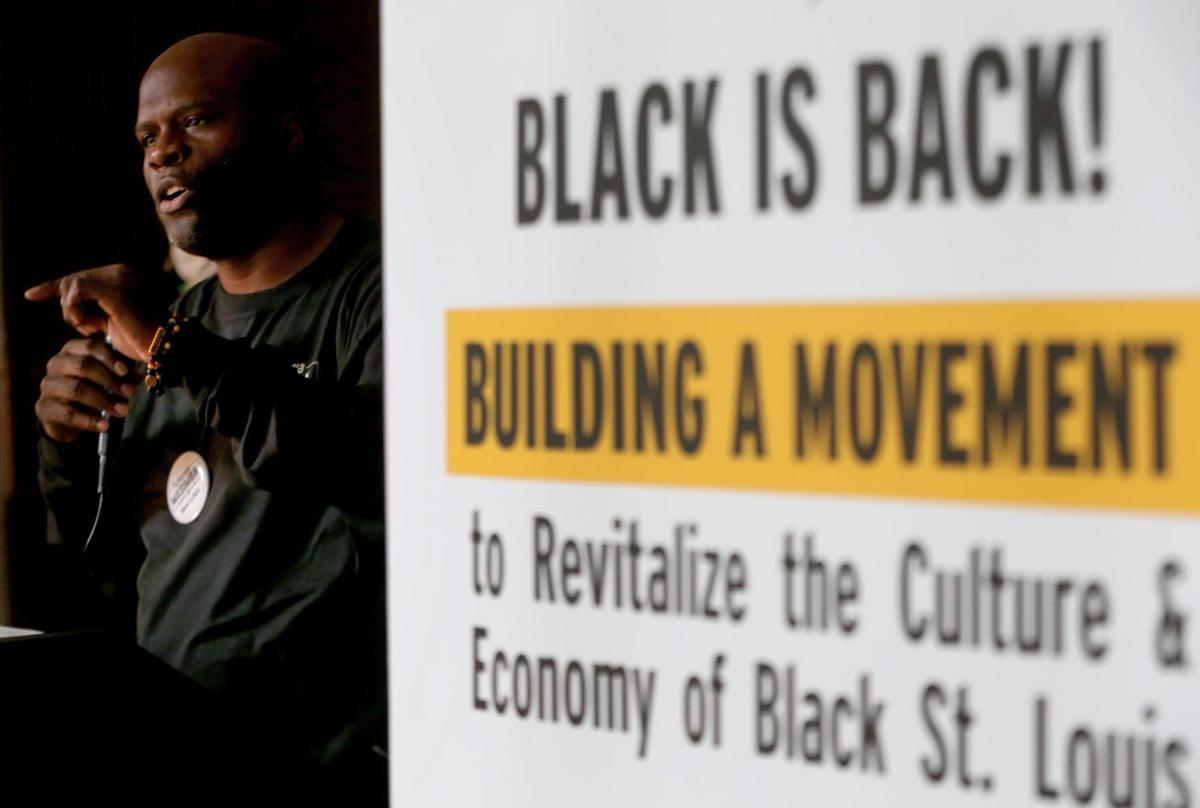 'Black is back': A new grassroots effort aims to revitalize north St. Louis