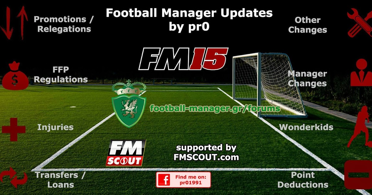FM 2008 : Patch 802 Nouveau build