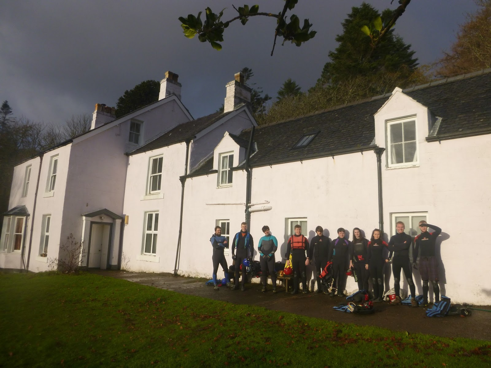 Outdoor Education Training Courses at Northumberland College ...