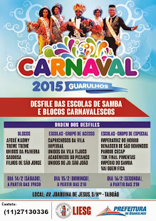 Carnaval Guarulhos 2015