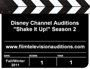 Disney Channel Auditions Season 2 of