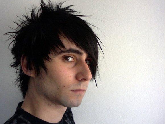 Peinados De Emo Hombres Cabello Corto Peinados De Moda