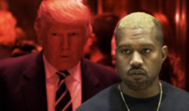 TRUMP Meets with KANYE WEST