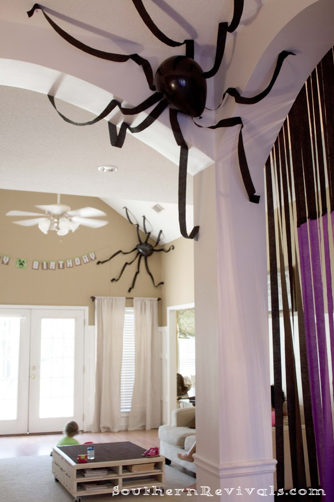 Halloween Decoration Ideas For School Dance