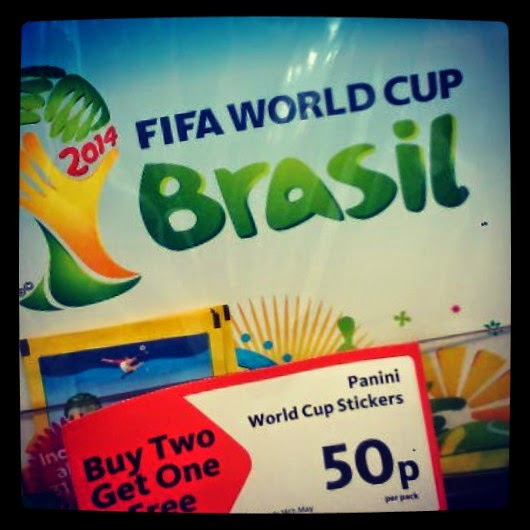 Morrisons, Sticker, book, offers, World Cup, supermarket, shop, my life my son my way,