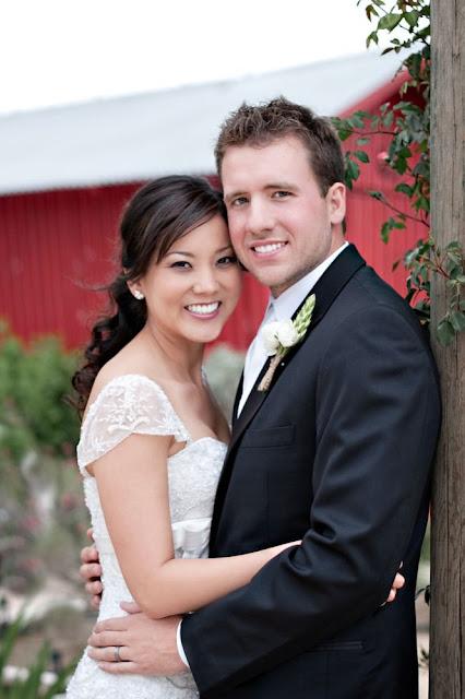 Karen mitchell wedding