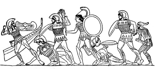antigone vs iliad Both creon of sophocles antigone and achilles of homers the iliad end up allowing the body of their enemy a proper burial during the time following the death of.