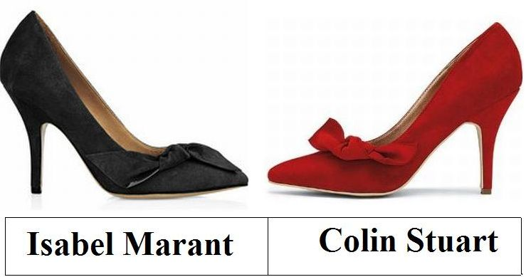 2c160a963e8 Tightwad Tuesday  Isabel Marant Poppy Bow-Embellished Suede Pumps for  Pennies