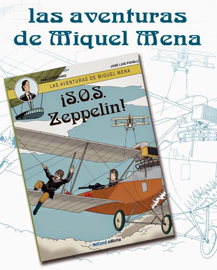 Las aventuras de Miguel Mena 2