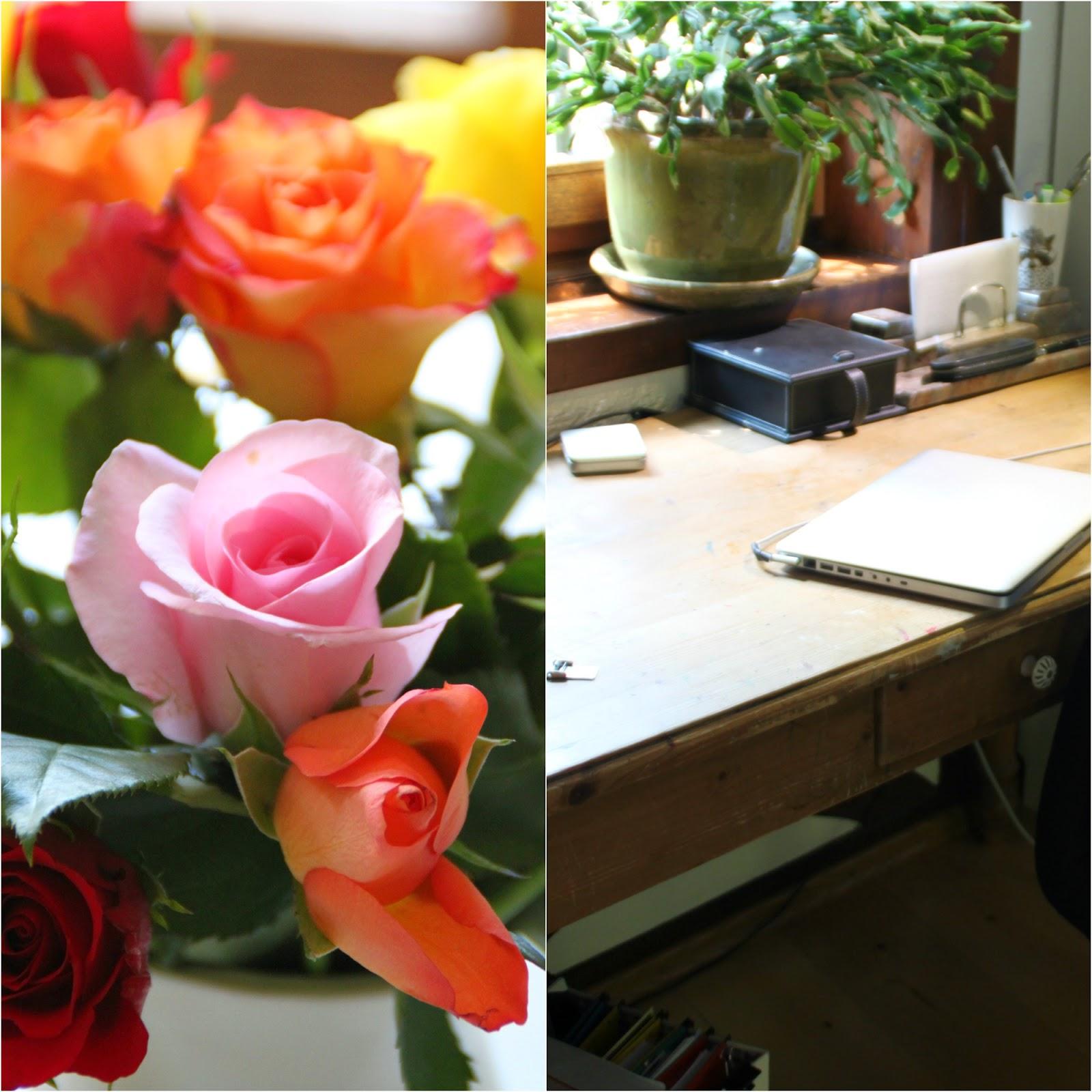 Schreibtischliebe