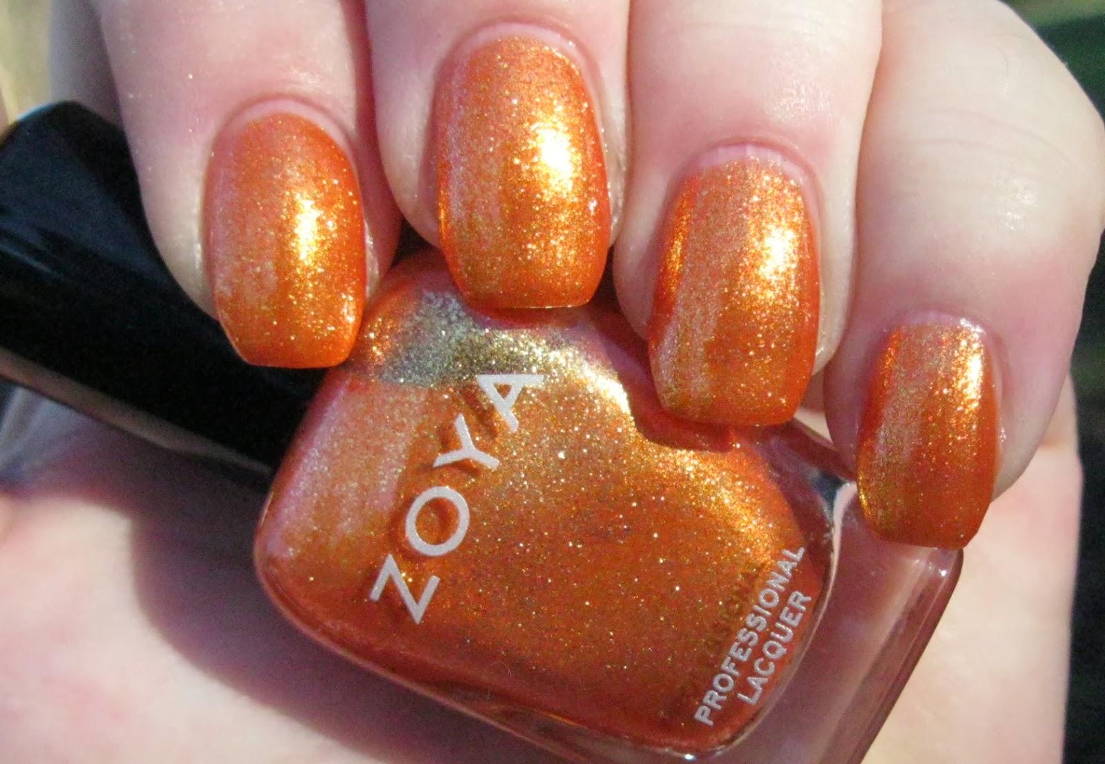 Zoya Tanzy Lacquer Slacker Liz: Z...