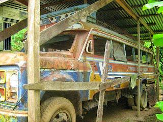 Kumpulan Foto Bus Antar Lintas sumatra Jadul dan Terbaru