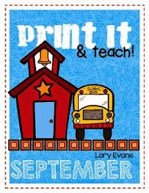 September Printables