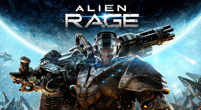 Alien Rage PC Game Single ISO Download