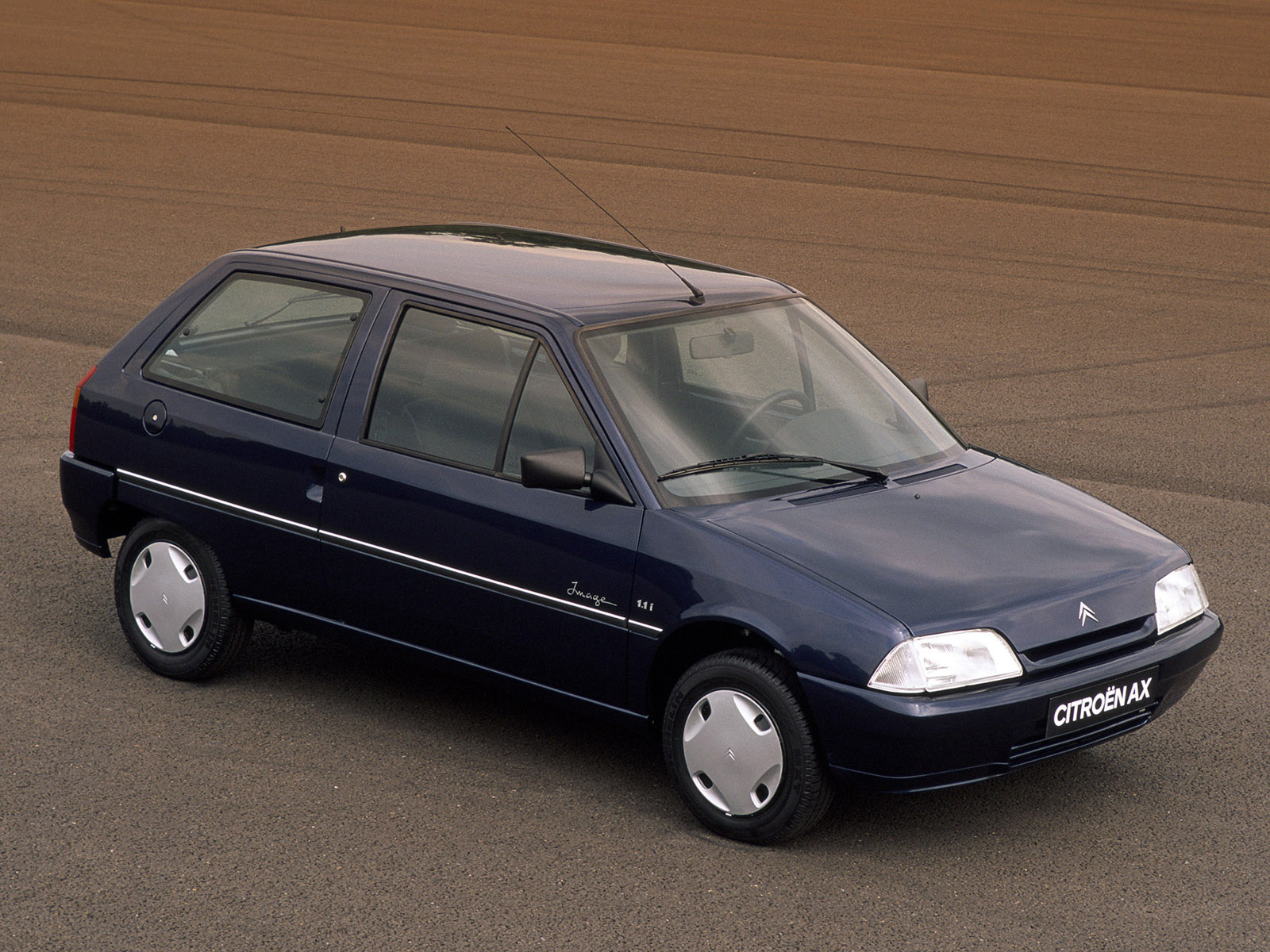 Where Is Honda Made >> Autos World For All: Citroen AX