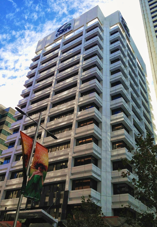 Perth buildings for 125 st georges terrace perth western australia
