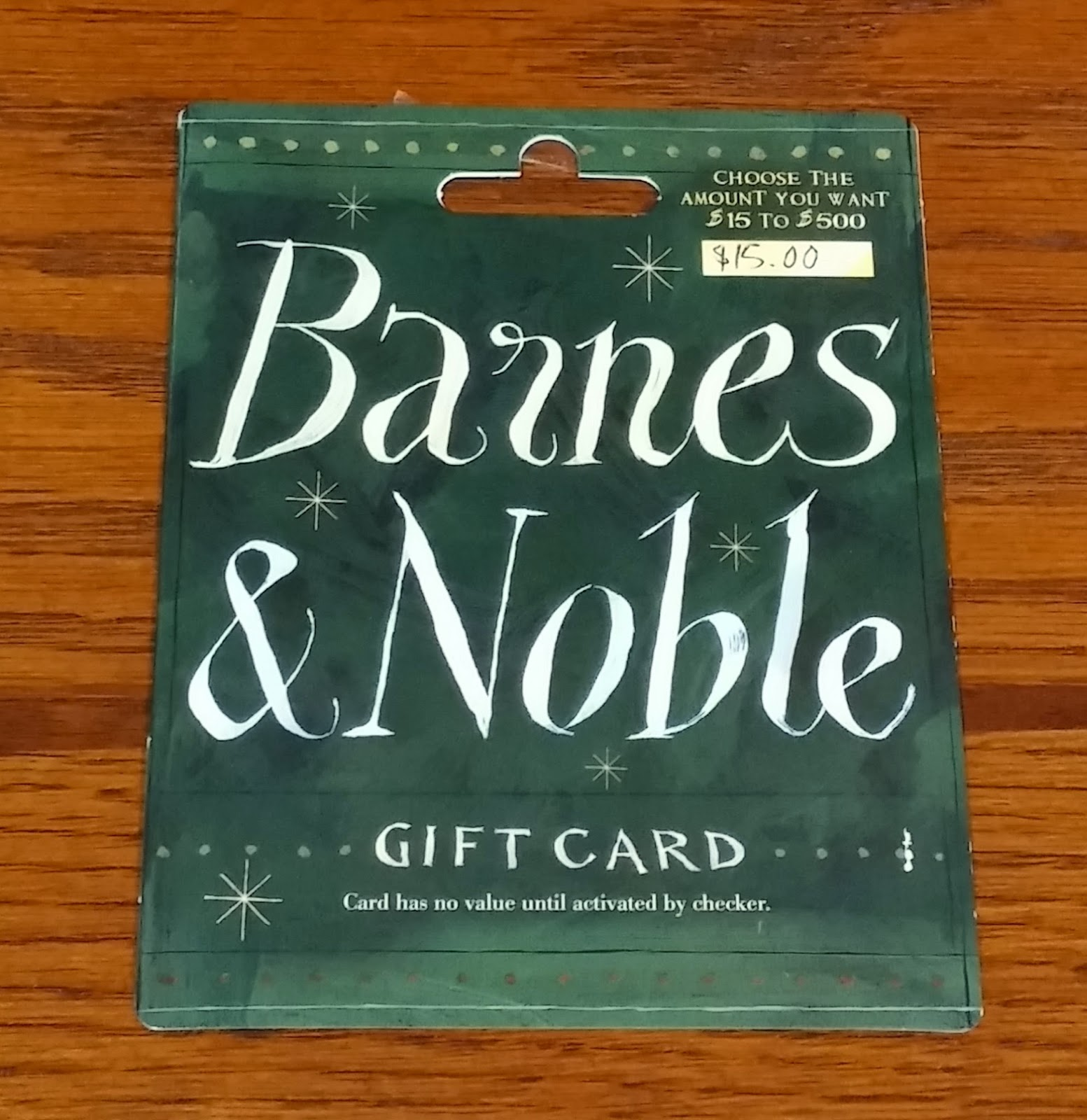Confessions Of A Frugal Mind Last Chance To Enter Barnes Noble