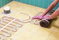 Как сделать теплый пол своими руками.