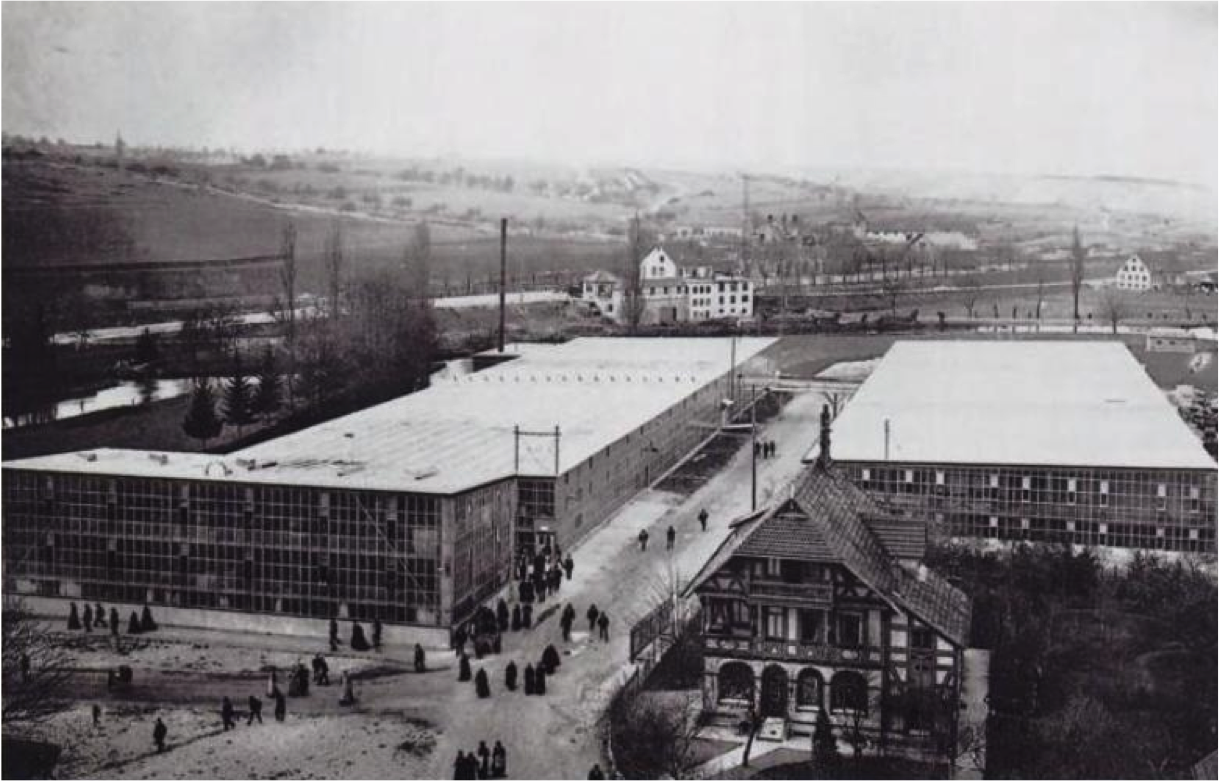 façades confidential the steiff factory and the birth of curtain