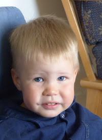 Nathan 2,5 jaar!