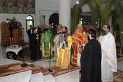 Η εορτή της Συνάξεως του Τιμίου Προδρόμου και Βαπτιστού Ιωάννου στο Ναό μας