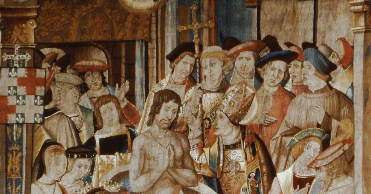 Histoires du nord 3 quand clovis s 39 empara de cambrai - Le roi du matelas cambrai ...