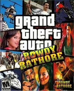 GTA Rowdy Rathore Game