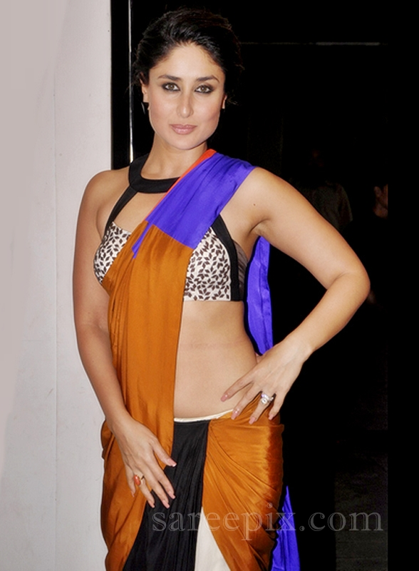 Kareena-kapoor-saree-Filmfare-magazine-cover-photo-launch