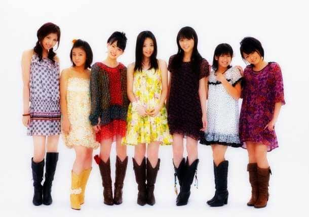 C-ute Japanese idol group