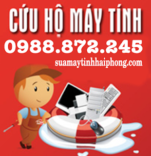 sua may tinh hai phong