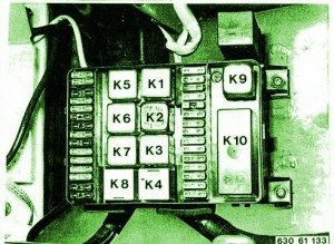 wiring diagram for car fuse box bmw 1978 82 euro 630cs 635cs diagram