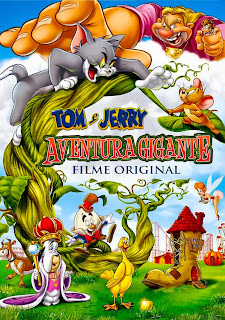 Tom e Jerry: Aventura Gigante - BDRip Dual Áudio
