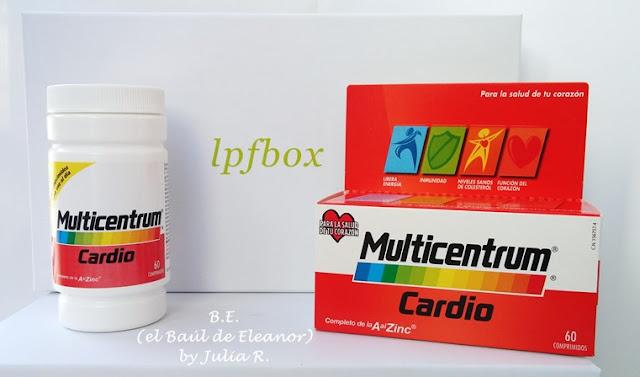 Multicentrum Cardio. 60 comprimidos. (13 euros aproximadamente ...