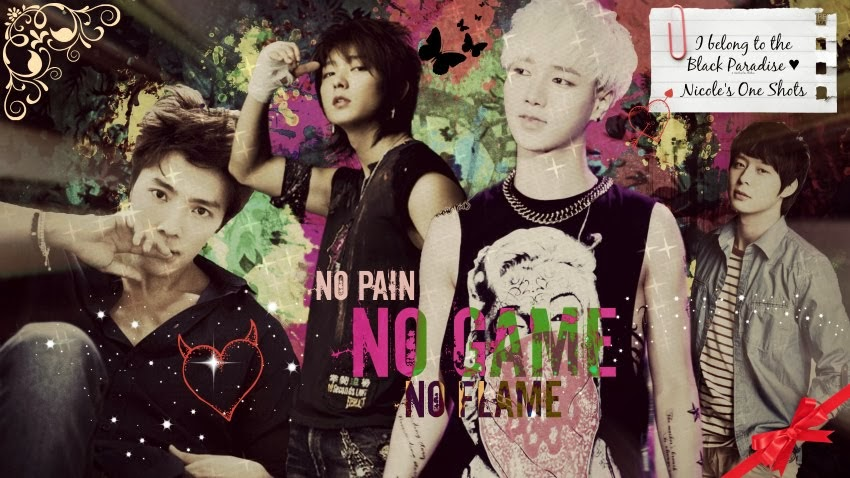 ♦No Pain, No Game, No Flame♦