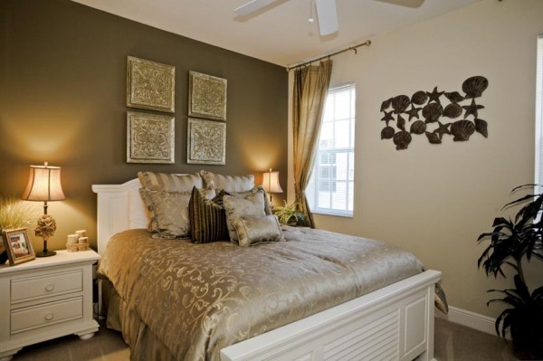 Dormitorios elegantes y de lujo dormitorios con estilo for Como decorar un dormitorio matrimonial