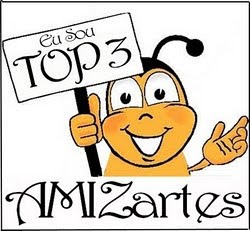 SOU TOP 3 DO AMIZartes.
