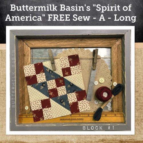 BOM - Spirit of America