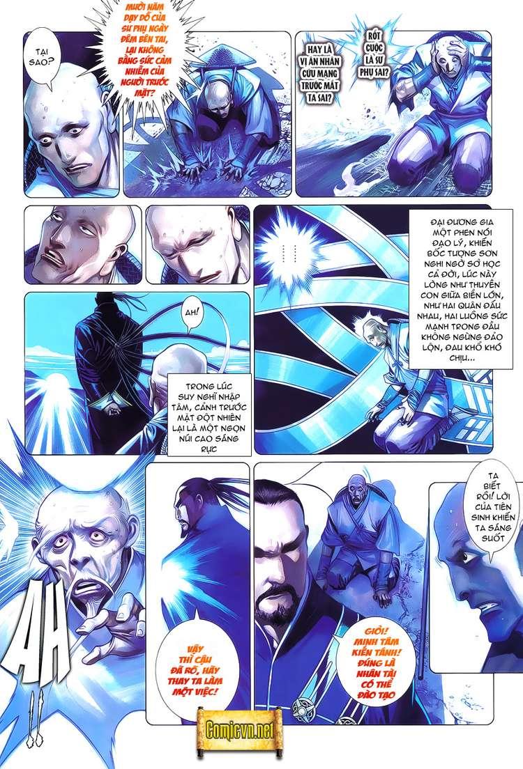 Phong Vân chap 621 Trang 6 - Mangak.info