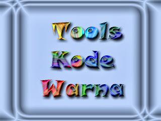 Tools Kode Warna Online