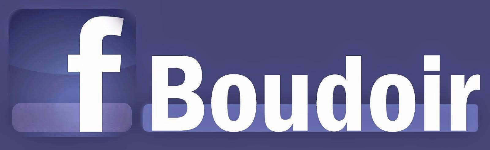 Découvrez la page Facebook Boudoir