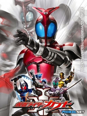 Phim Kamen Rider Kabuto 2014